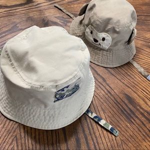 Other - Toddler safari hat kaki bundle